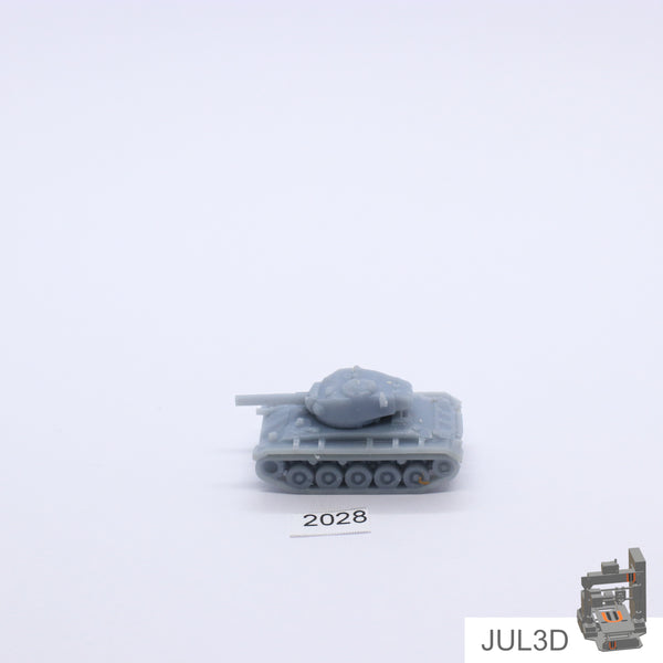 Chaffee 1/285 - JUL3D Miniatures