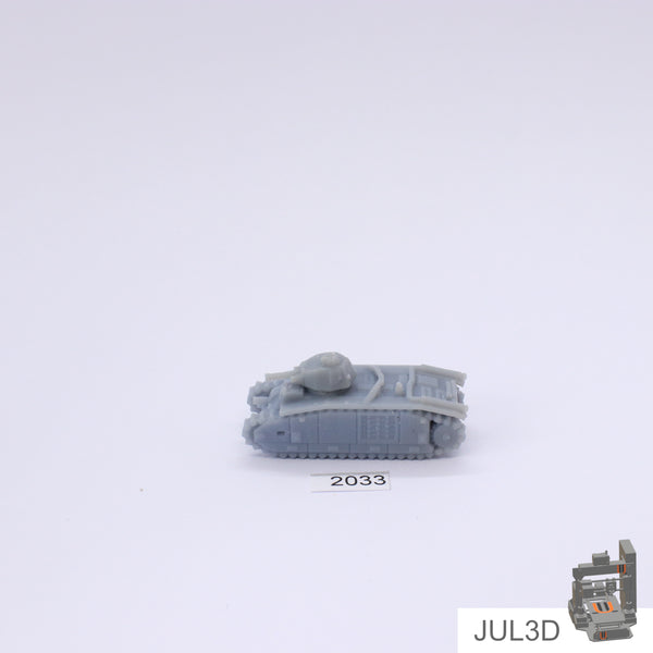 Char B1 1/285 - JUL3D Miniatures