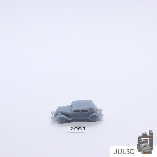 Citroen ta-1 1/100 - JUL3D Miniatures