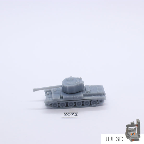 Challenger 1/160 - JUL3D Miniatures