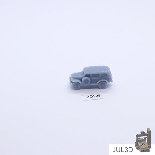 Dodge wc53 1/160 - JUL3D Miniatures