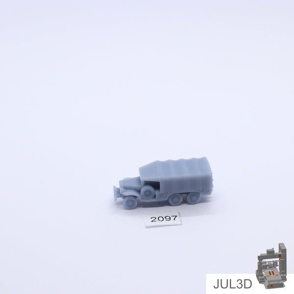 Dodge wc63 1/100 - JUL3D Miniatures