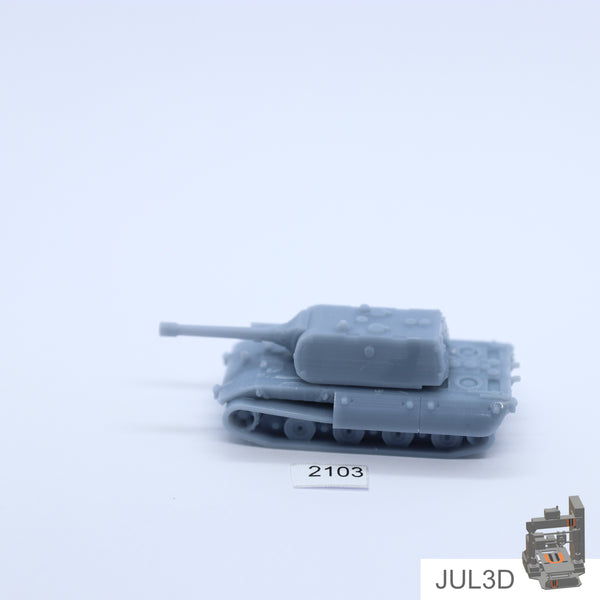 E-100 1/100 - JUL3D Miniatures