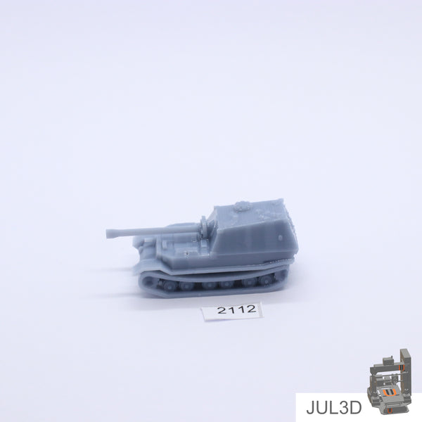 Elefant 1/100 - JUL3D Miniatures