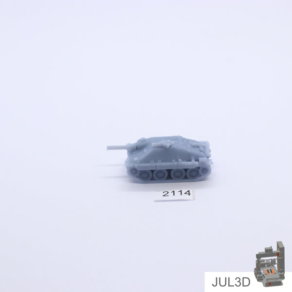 Flammpanzer 38t 1/100 - JUL3D Miniatures