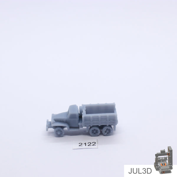 GMC cckw 252 1/160 - JUL3D Miniatures
