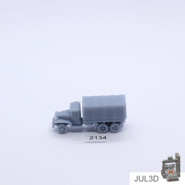 GMC cckw 253 1/160 - JUL3D Miniatures
