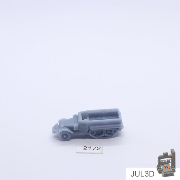 Halftrack M5 1/200 - JUL3D Miniatures