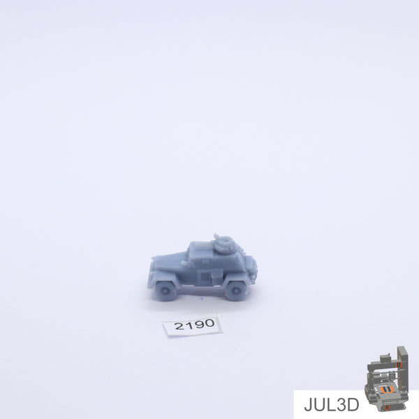 Humber lrc 1/200 - JUL3D Miniatures