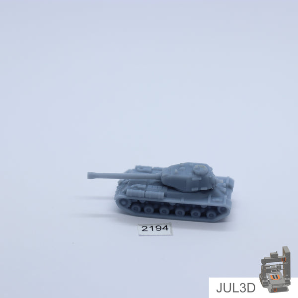 IS-2 1/200 - JUL3D Miniatures