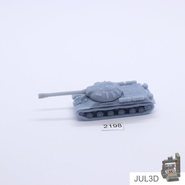 IS-3 1/100 - JUL3D Miniatures