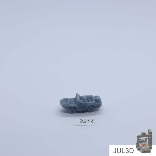 Jeep 1/200 - JUL3D Miniatures