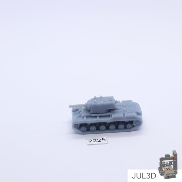 KV-1 1/100 - JUL3D Miniatures