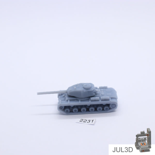 KV-85 1/220 - JUL3D Miniatures