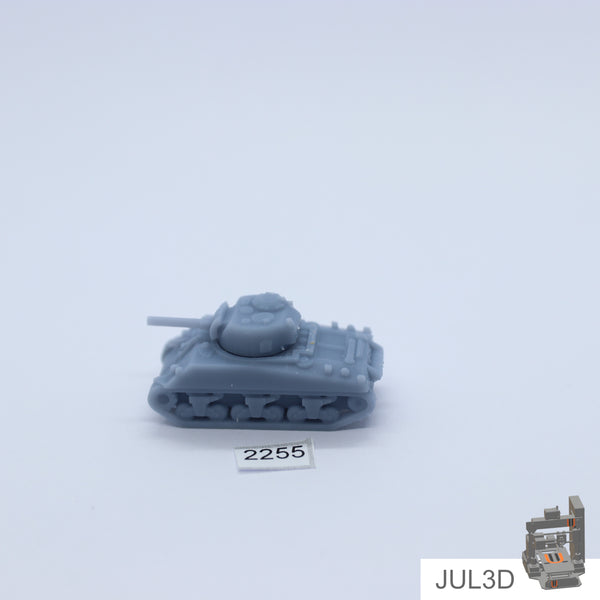 M4A3 1/285 - JUL3D Miniatures