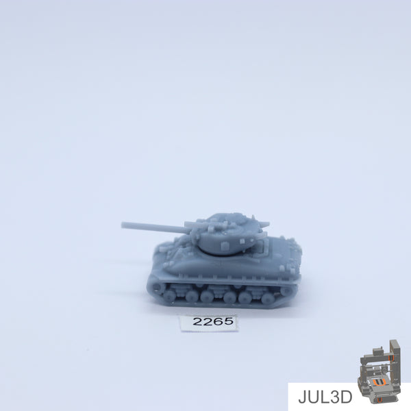 M4A1 1/200 - JUL3D Miniatures