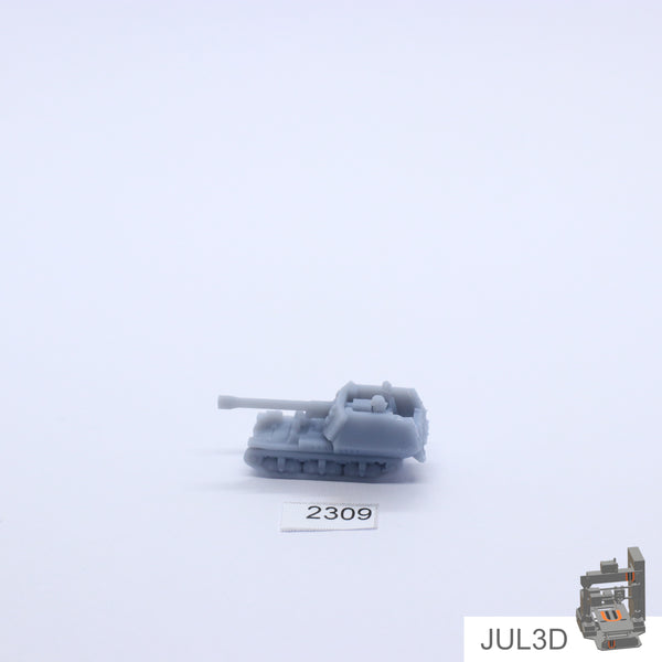 Marder I 1/200 - JUL3D Miniatures