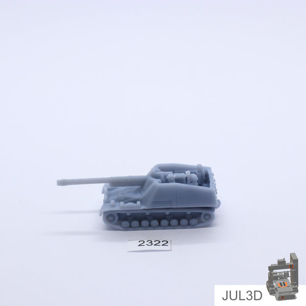 Nashorn 1/285 - JUL3D Miniatures