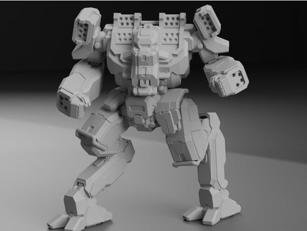 ARW-Prime Arctic Wolf for Battletech - JUL3D Miniatures