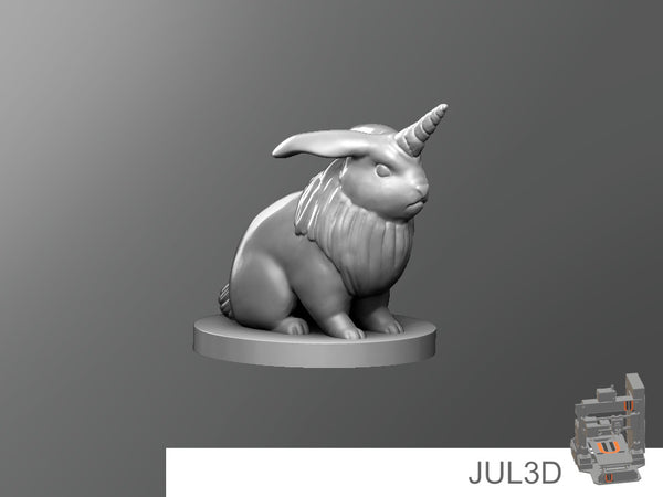Almiraj - JUL3D Miniatures