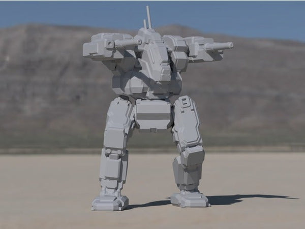 BJ-1 Blackjack for Battletech - JUL3D Miniatures