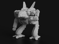 "BKP-Prime Black Python, AKA ""Viper"" for Battletech - JUL3D Miniatures"