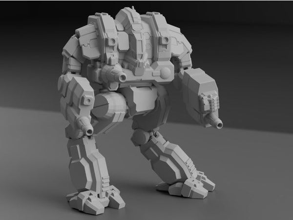 "CTF-IM Cataphract ""Ilya Muromets"" for Battletech - JUL3D Miniatures"