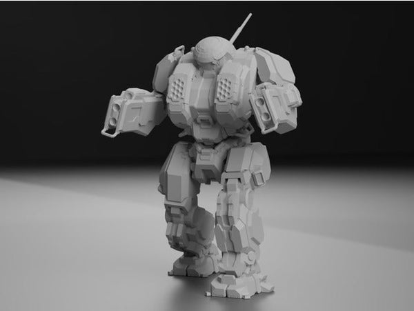 DV-6M Dervish for Battletech - JUL3D Miniatures