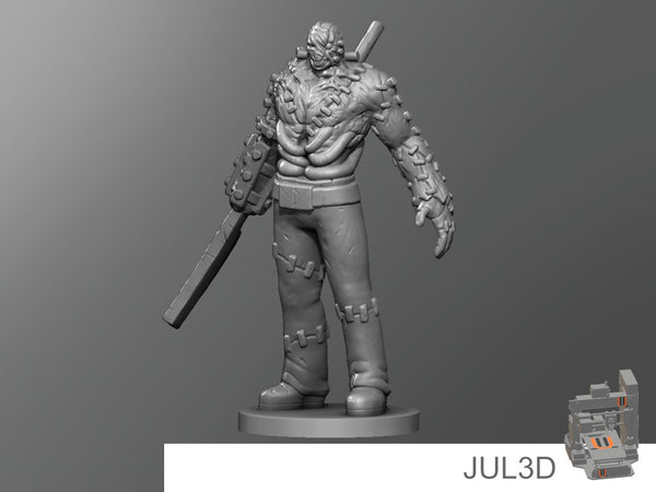 Flesh Golem - JUL3D Miniatures