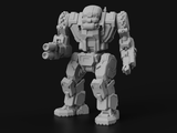 "GAR-Prime Gargoyle, AKA ""Man o' War"" for Battletech - JUL3D Miniatures"