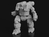 HBK-4SP Hunchback for Battletech - JUL3D Miniatures