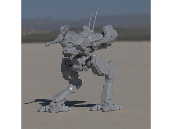 LCT-1V Locust for Battletech - JUL3D Miniatures