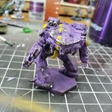 "The ""BrianRolling"" Charger for Battletech - JUL3D Miniatures"