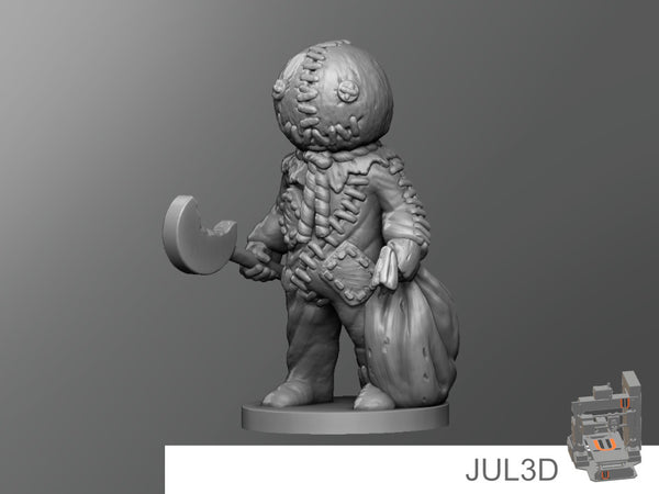 Medieval Sam - JUL3D Miniatures