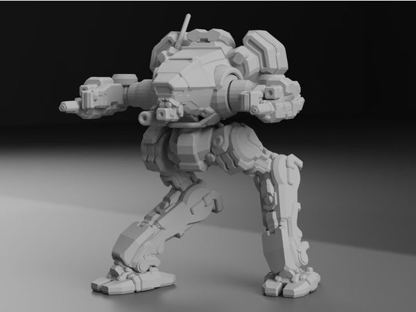 NSR-9J Nightstar for Battletech - JUL3D Miniatures