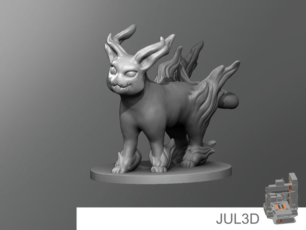 Phantom cat - JUL3D Miniatures