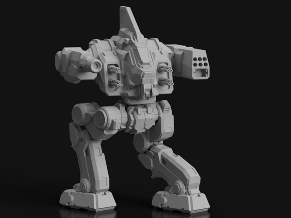 RZK-9S Razorback for Battletech - JUL3D Miniatures
