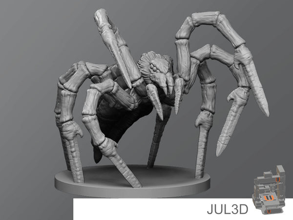Sword spider - JUL3D Miniatures