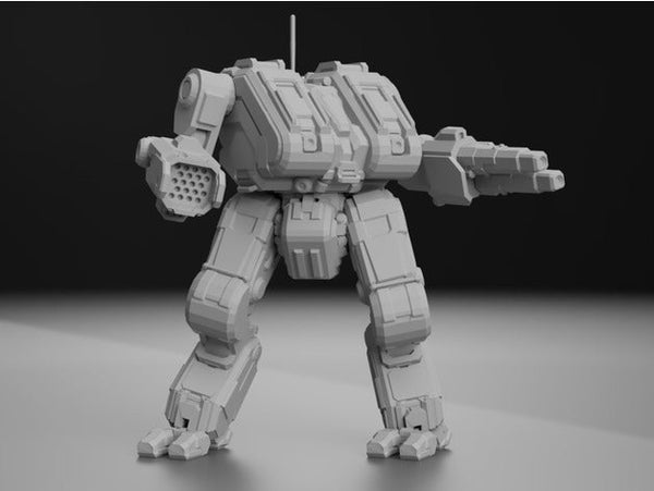 TNS-4S Thanatos for Battletech - JUL3D Miniatures
