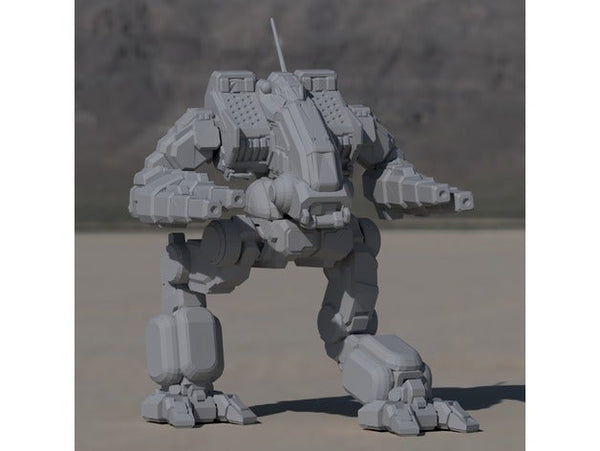 Vulture, AKA Mad Dog Prime Variant for Battletech - JUL3D Miniatures