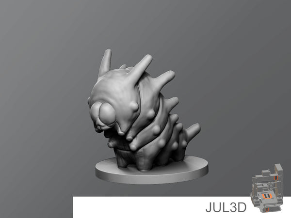 Caterpillar - JUL3D Miniatures