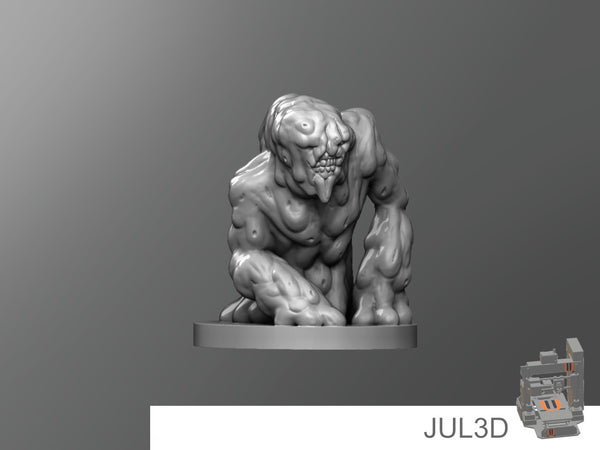 Lemure - JUL3D Miniatures