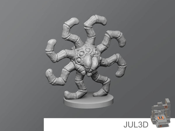 Rolling spider - JUL3D Miniatures