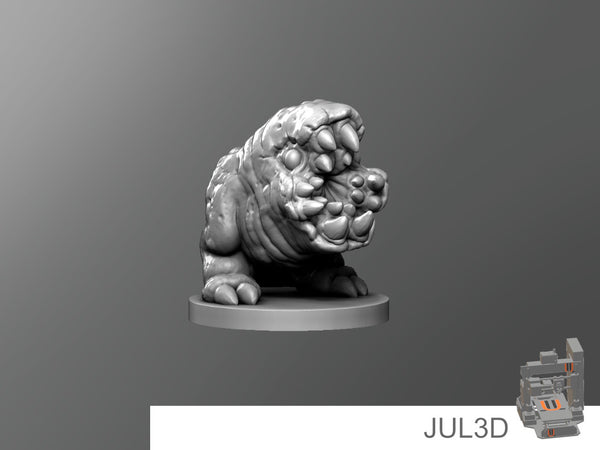 The Wretched - JUL3D Miniatures