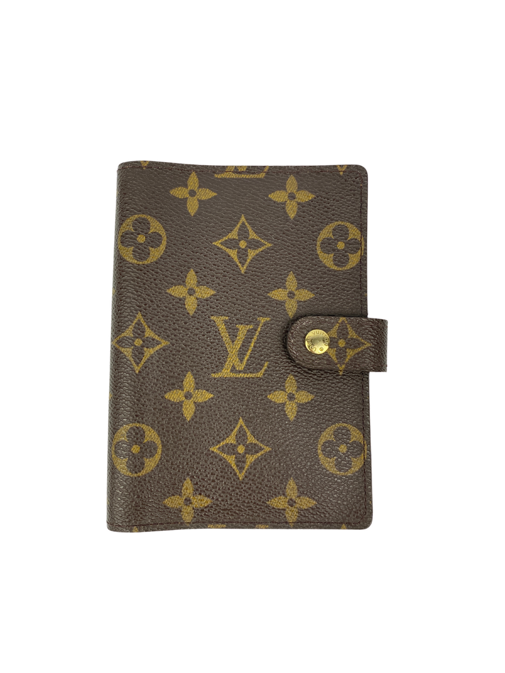 LOUIS VUITTON - AGENDA PM IN MONOGRAM CANVAS