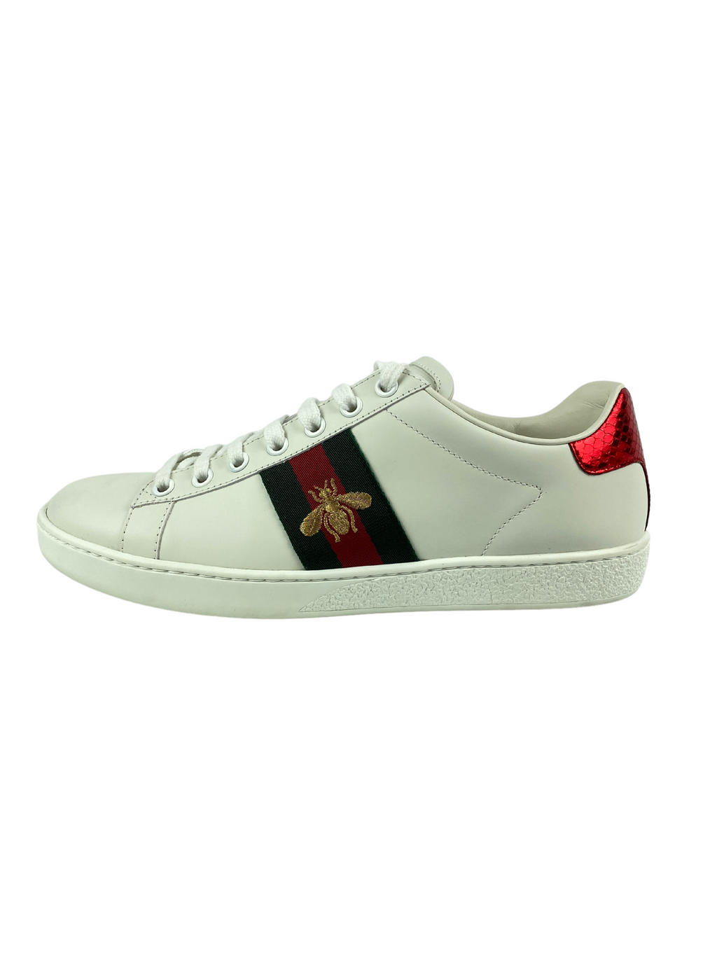 GUCCI - ACE BEE SNEAKERS - SIZE 38 - NEW IN BOX