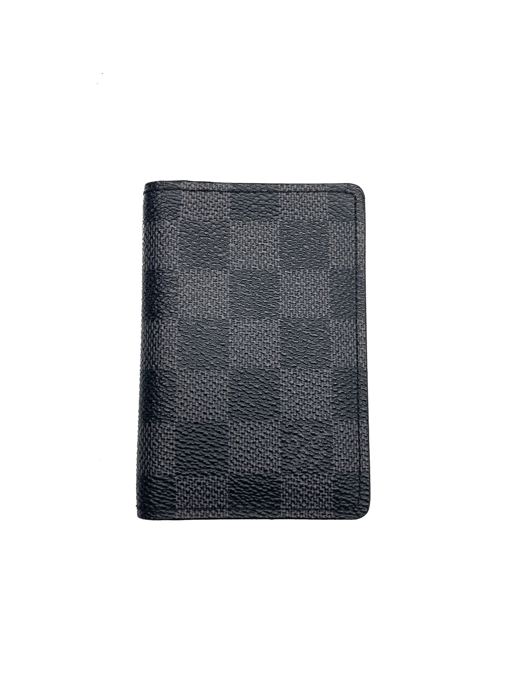 LOUIS VUITTON - POCKET ORGANISER WALLET IN DAMIER GRAPHITE