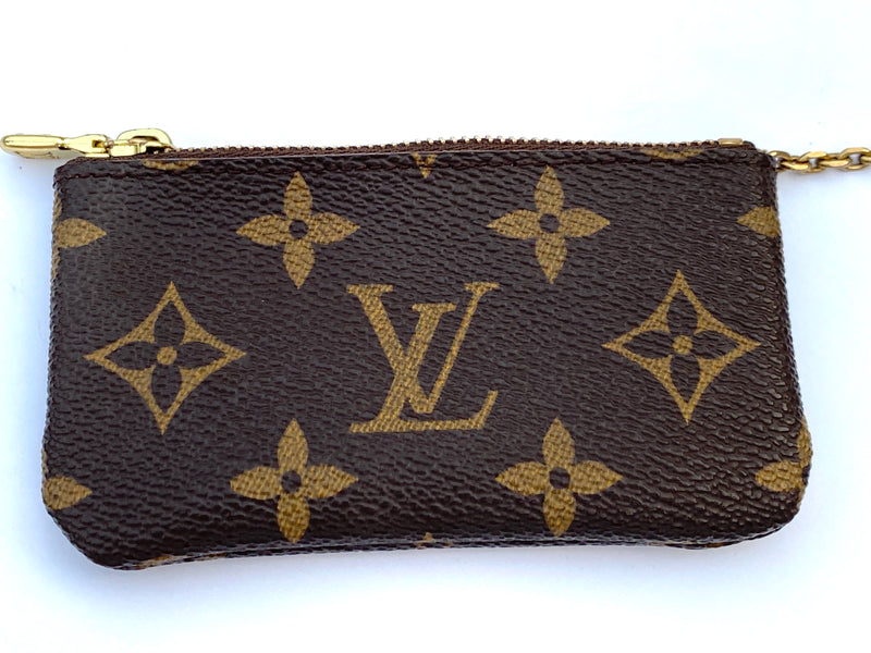 LOUIS VUITTON - MONOGRAM KEY POUCH