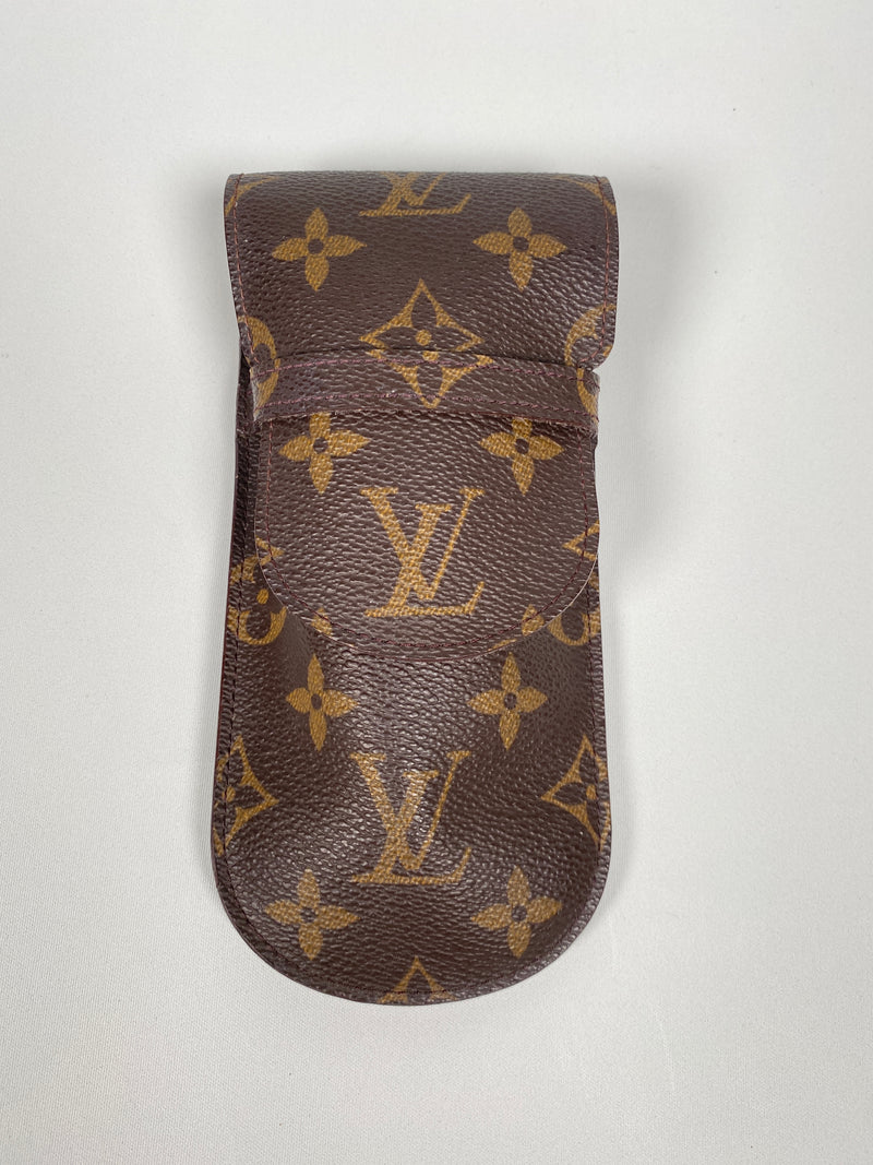 LOUIS VUITTON - ETUI LUNETTES A RABAT GLASSES CASE