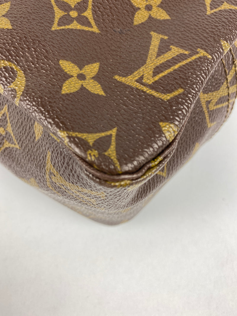 LOUIS VUITTON - MONOGRAM CANVAS TROUSSE 28 - VINTAGE